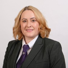 Natalia McLackland, Funeral Director, Gateshead