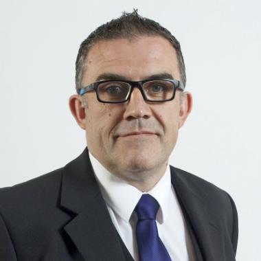 Gareth Wall, Funeral Director