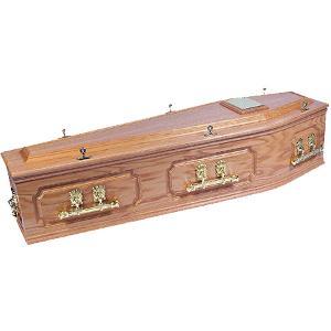 Gibside coffin