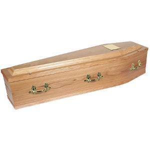 Regent coffin