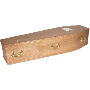 Saltwell coffin