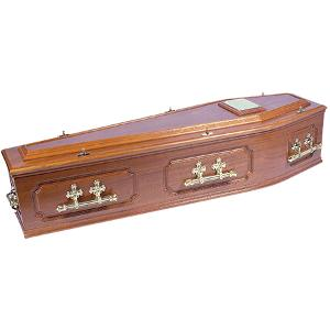 Bamburgh coffin