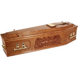 Lindisfarne coffin