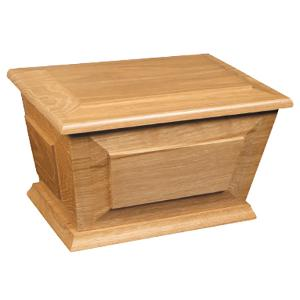 Tanfield ashes casket