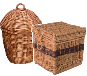 Willow ashes casket and urn